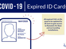 COVID-19 | Expired ID Cards
