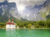 Berchtesgaden National Park Photo by Gaspar Janos / Shutterstock.com