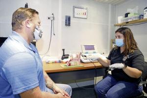 Communicating effectively while wearing masks