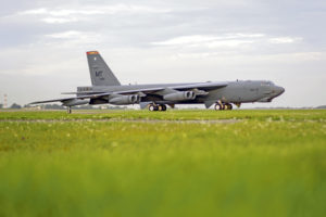 Bolstering NATO alliances on land, in air