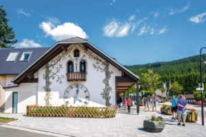 A family weekend in the Black Forest