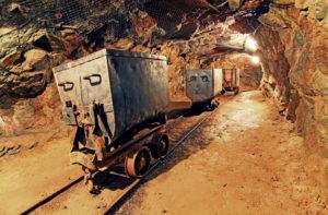 Bats, ghosts, baby gemstones: Fun in Fischbach Copper Mine
