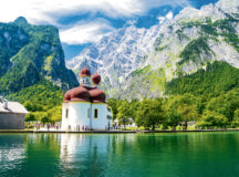 Explore Berchtesgaden in the Bavarian Alps