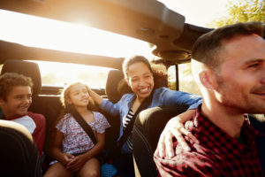 Beyond I-Spy: Keeping it fun for kids in the car