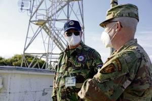 10 AAMDC integrates with NATO allies at NAMFI