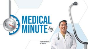 Medical Minute: Update on vaccine progress, activities for fully vaccinated
