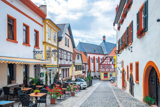 Can't-miss German day trips A-Z: Oppenheim