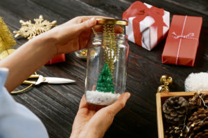 Holiday crafts for the whole family to enjoy