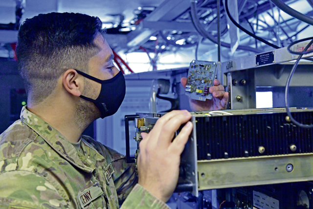 RAWS maintains critical communication systems