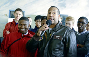 Air Force rolls out GO Inspire program to increase diversity, attract future leaders