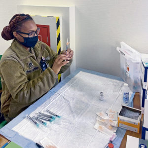 Medical command Soldier reflects on time as Army nurse