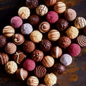 Recipe: Chocolate Raspberry Truffles