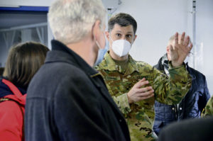 Army COVID-19 prevention focus of Baumholder visit by local host-nation leaders