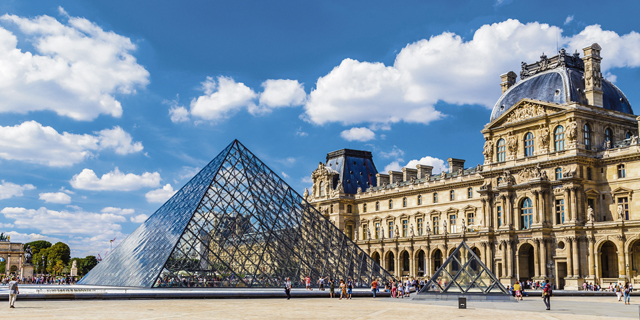 Virtual Explorer:  5 great sites in France