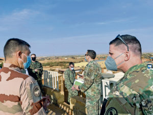 US Africa Command discusses operations, logistics with Sahel Region partners
