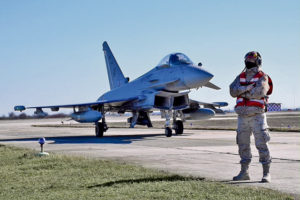 Mission accomplished! Spanish Eurofighters leave Romania after successful NATO air mission