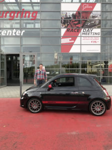 Fiat Abarth 500 SS