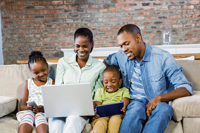Online games: A great way to stay in touch with family