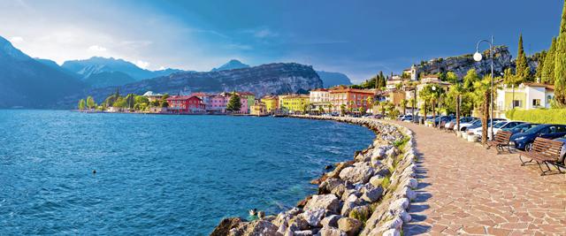 Lake Garda, Italy: an active paradise