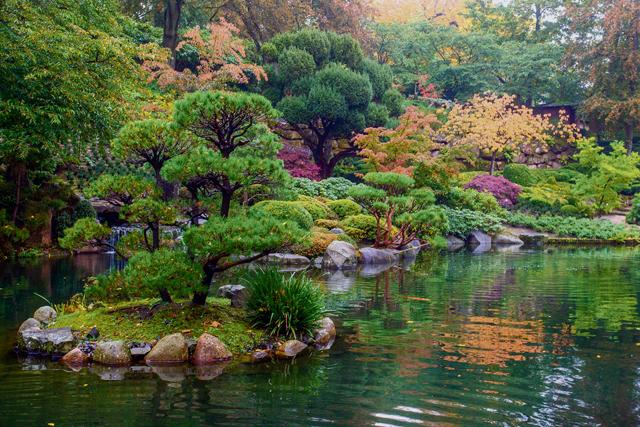 Insider Kaiserslautern: Japanischer Garten