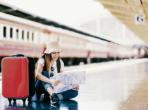 The joy of traveling alone
