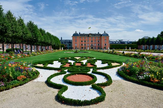 Schwetzingen: Gardens, music festivals and more