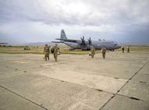 Ramstein Airmen prepare for exercise Agile Spirit