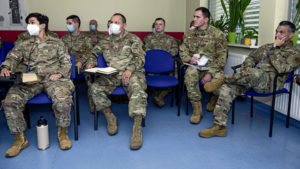 Polish, US forces prepare for Aviation Detachment Rotation 21.3