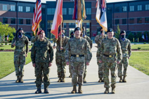 V Corps strengthens bond between US, Poland during welcome ceremony