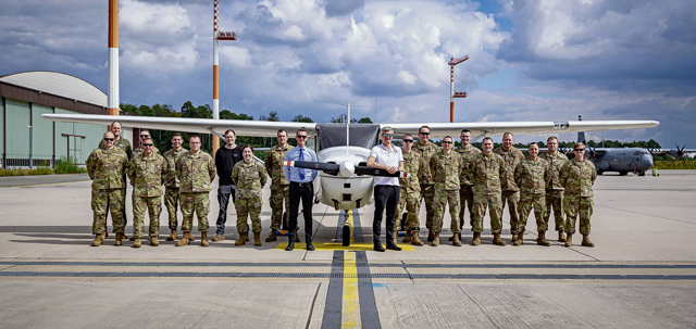 Airframe, powerplant certification program coming to Ramstein