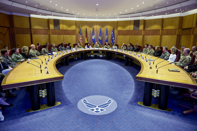 USAFE-AFAFRICA hosts senior leader, spouse conference